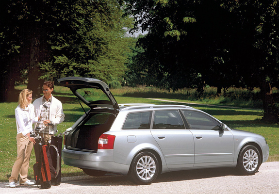 Audi A4 2 5 Tdi Avant B6 8e 2001 2004 Photos 1280x960
