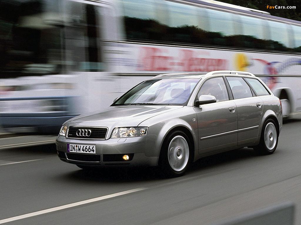 Audi A4 3 0 Quattro Avant B6 8e 2001 2004 Photos 1024x768