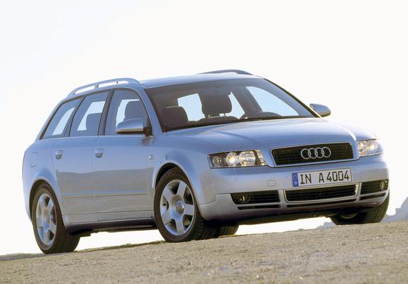 Audi A4 1 9 Tdi Avant B6 8e 2001 2004 Pictures 1280x960