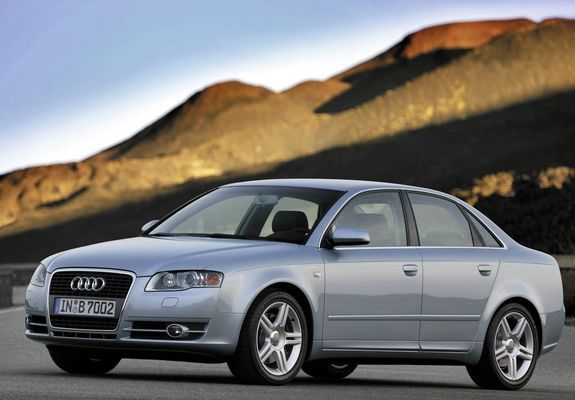 Audi A4 2004 Pictures 7 B Jpg