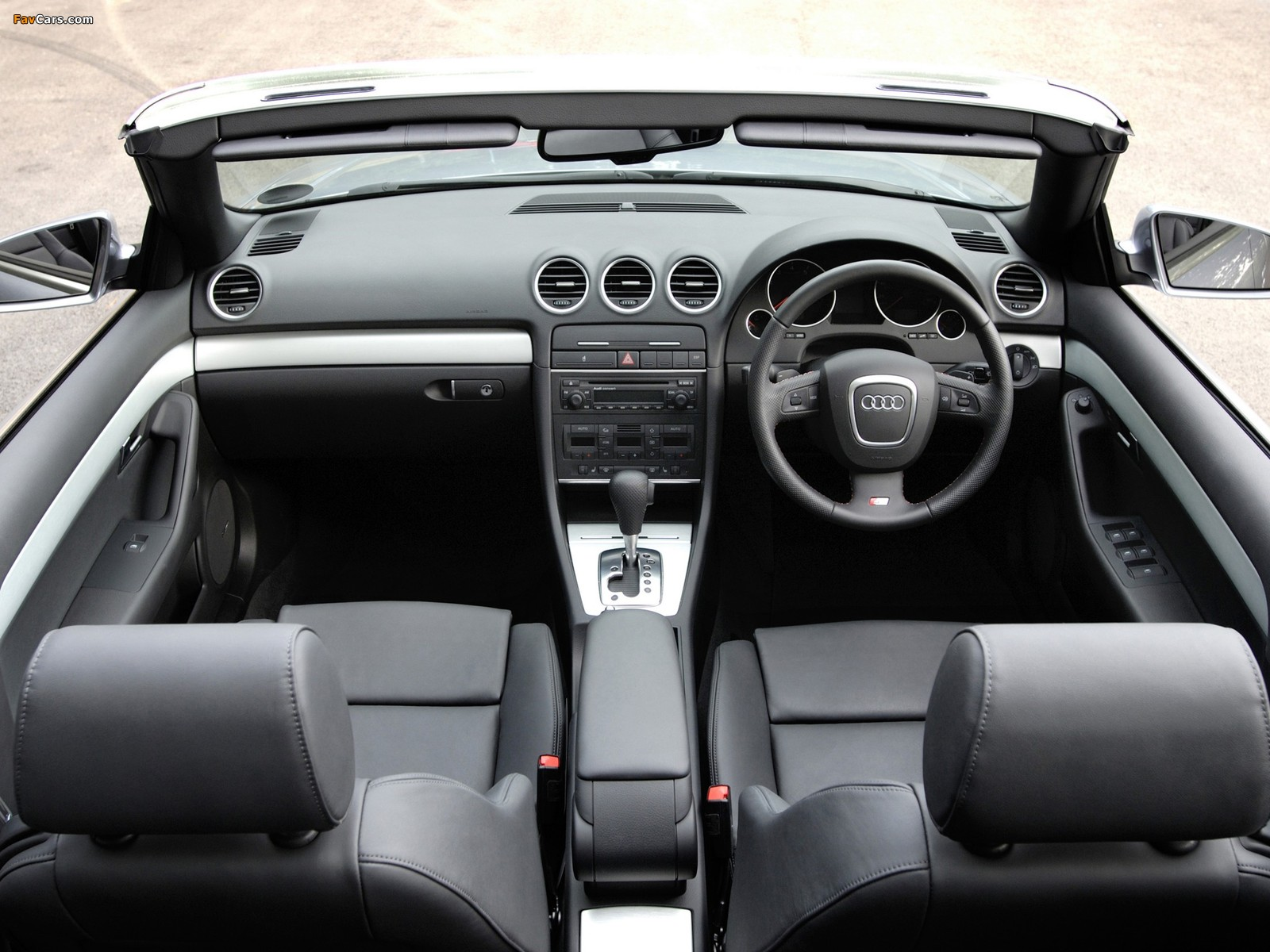 Audi A4 2 0t S Line Cabrio Uk Spec B7 8h 2005 Photos