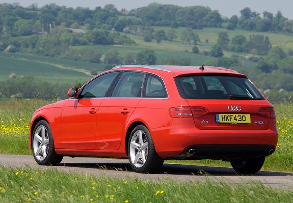audi a4 3 0 tdi quattro avant uk spec b8 8k 2008 2011. Black Bedroom Furniture Sets. Home Design Ideas