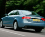 Audi A4 2.7 TDI Sedan UK-spec B8,8K (2009–2011) pictures