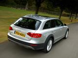 Audi A4 Allroad 2.0 TDI quattro UK-spec B8,8K (2009–2011) wallpapers