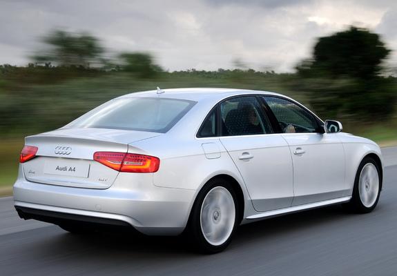 Audi A4 1 8t Sedan Za Spec B8 8k 2012 Pictures 1280x960