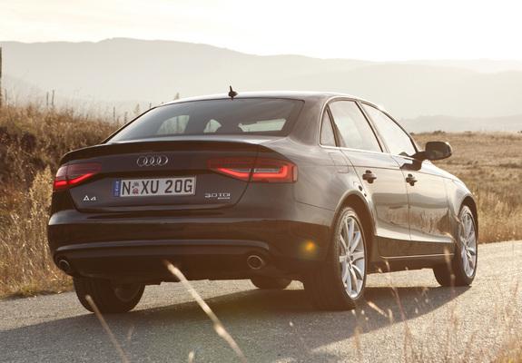 Audi a4 avant s line 2008 spec