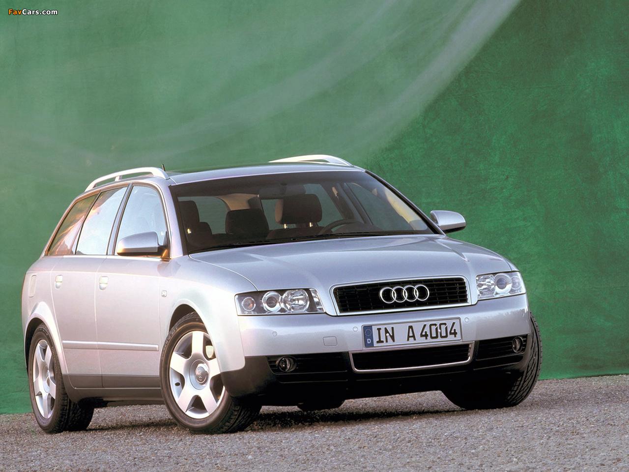 Images Of Audi A4 1 9 Tdi Avant B6 8e 2001 2004 1280x960