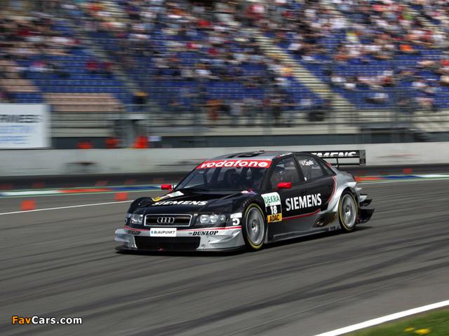 Images Of Audi A4 Dtm B6 8e 2004 2006 640x480
