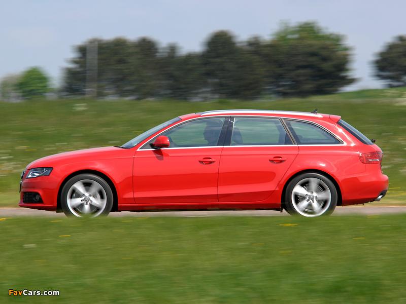 Images Of Audi A4 3 0 Tdi Quattro Avant Uk Spec B8 8k