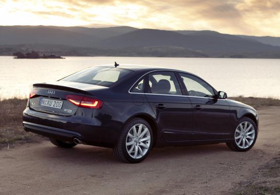 Audi a4 30 tdi quattro s line spec
