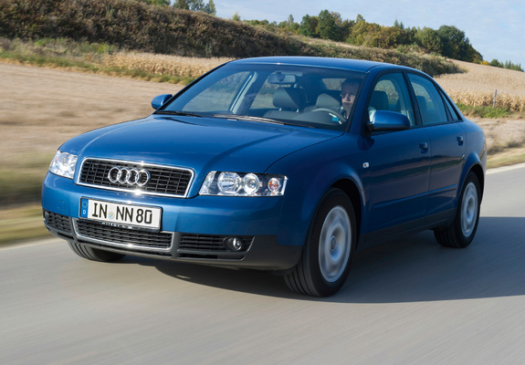 Photos Of Audi A4 1 8t Sedan B6 8e 2000 2004 2048x1536
