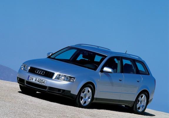 Photos Of Audi A4 1 9 Tdi Avant B6 8e 2001 2004 1600x1200
