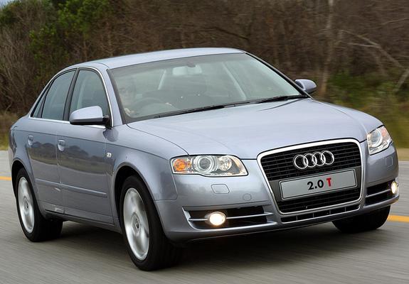 Photos Of Audi A4 2 0t Sedan Za Spec B7 8e 2004 2007