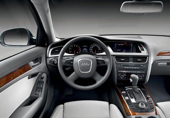 Pictures Of Audi A4 3 2 Fsi Quattro Avant B8 8k 2008 2011