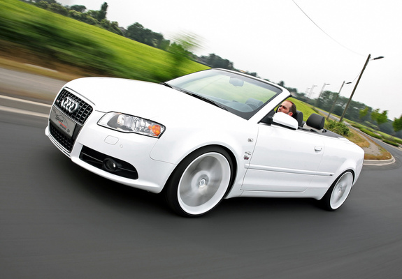 Pictures Of Sport Wheels Audi A4 Cabrio B7 8h 2011 640x480