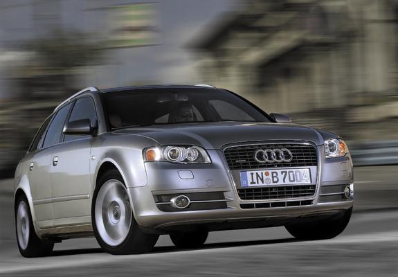 Wallpapers Of Audi A4 3 2 Tdi Quattro Avant B7 8e 2004