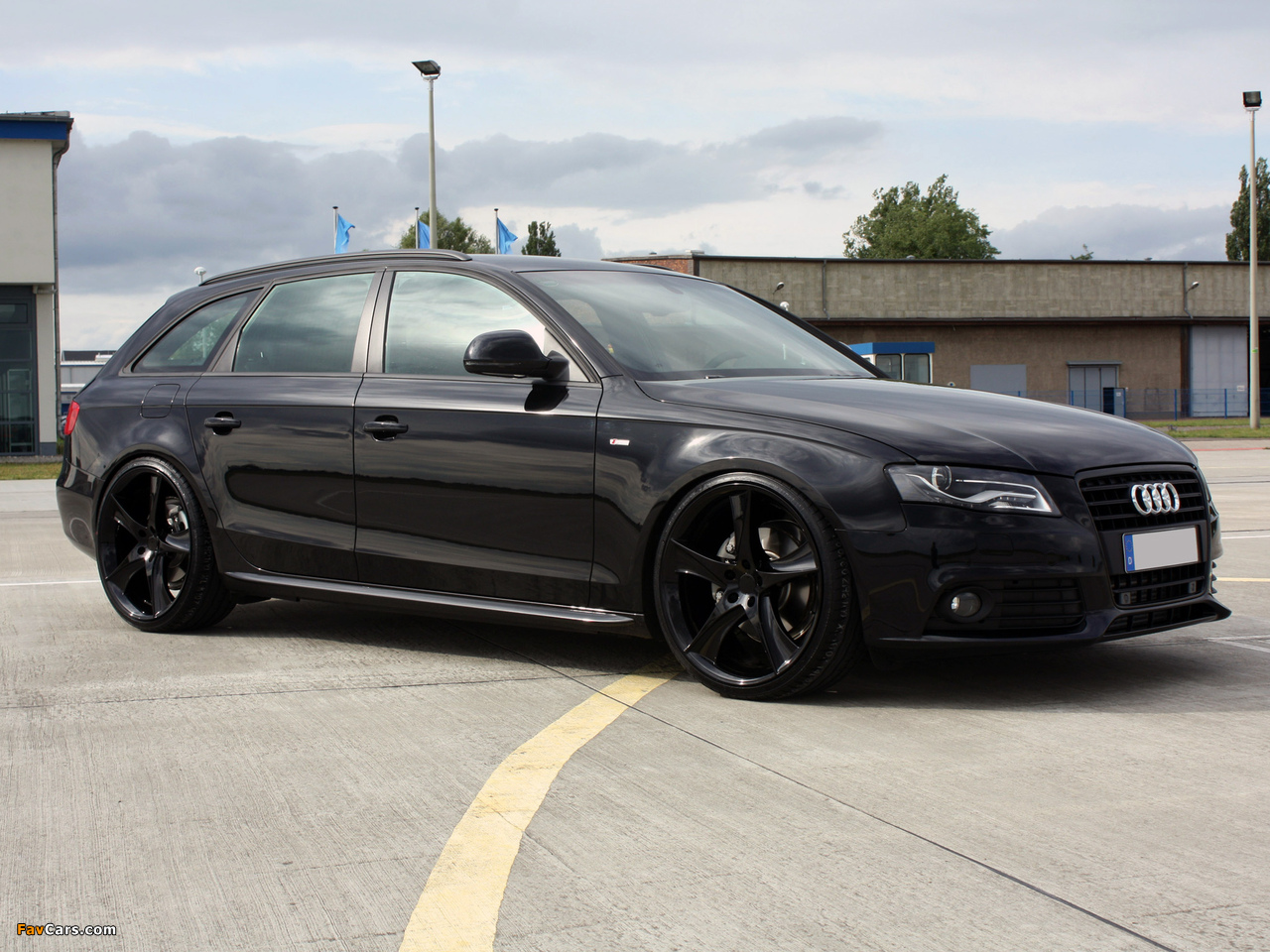 Wallpapers Of Avus Performance Audi A4 2 7 Tdi S Line