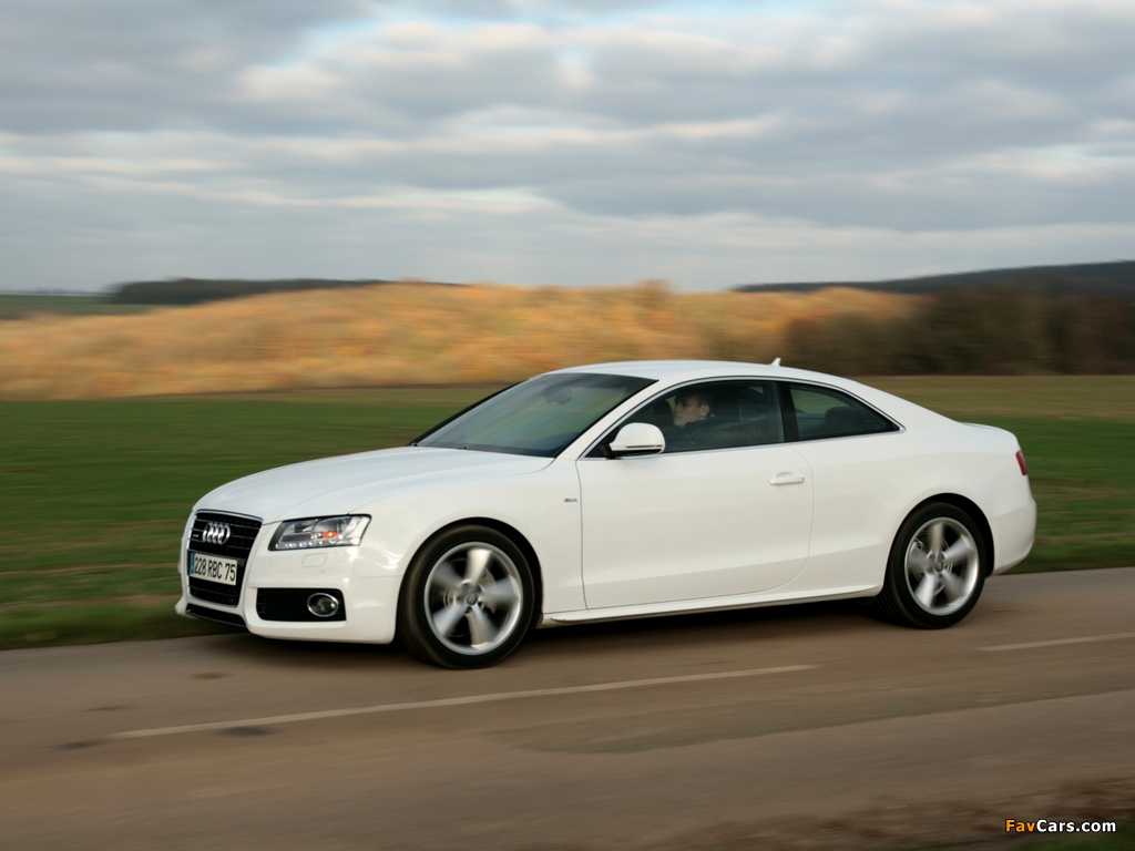 2007 audi a5 3 0 tdi quattro related infomation. Black Bedroom Furniture Sets. Home Design Ideas