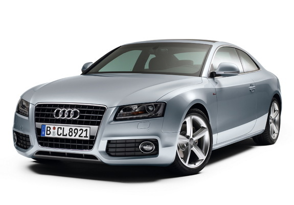 audi a5 3 2 s line coupe us spec 2008 11 photos. Black Bedroom Furniture Sets. Home Design Ideas