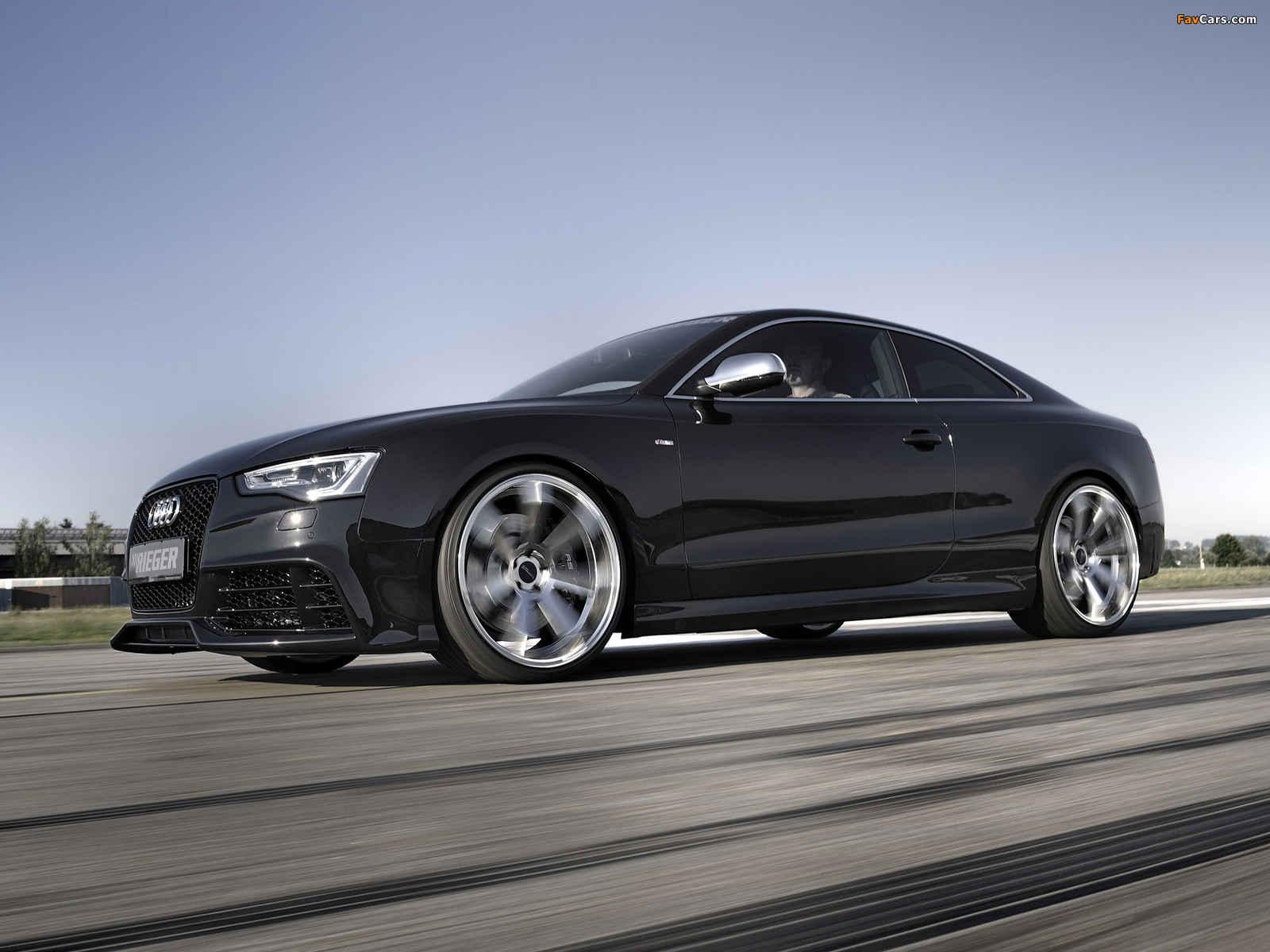Images Of Rieger Audi A5 S Line Coupe 2012 1600x1200