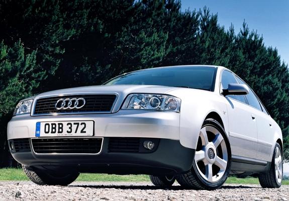Audi A6 Sedan Uk Spec 4b C5 2001 04 Images 2048x1536