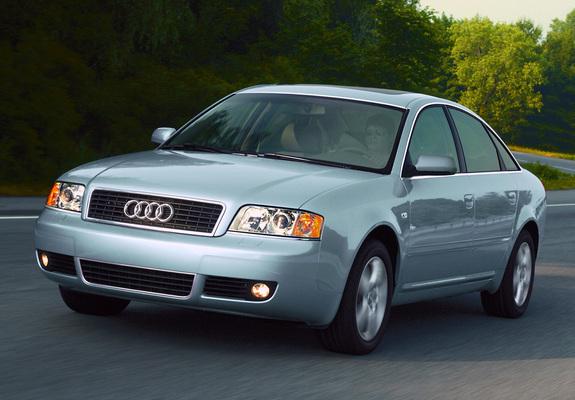 Audi A6 Sedan Us Spec 4b C5 2001 04 Photos 1280x960