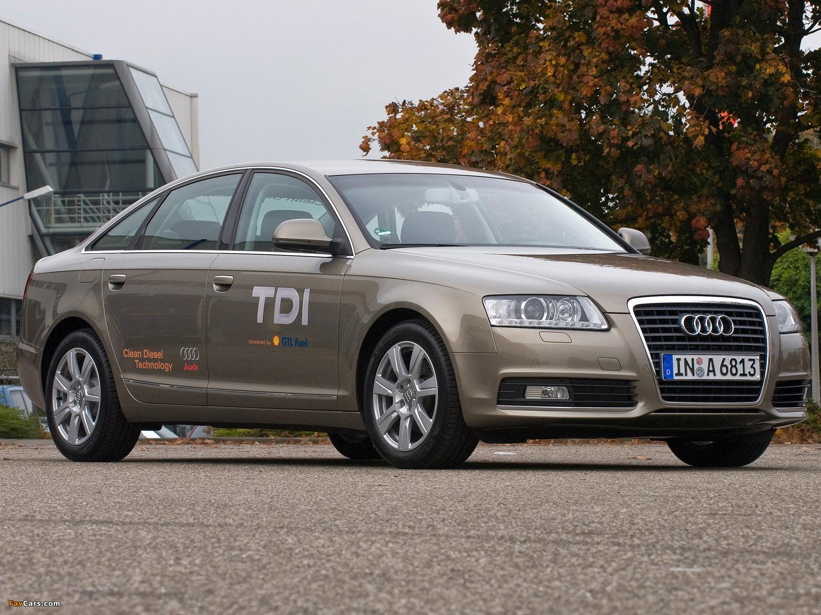 Audi A6 2 0 Tdie Sedan 4f C6 2008 11 Photos 1600x1200