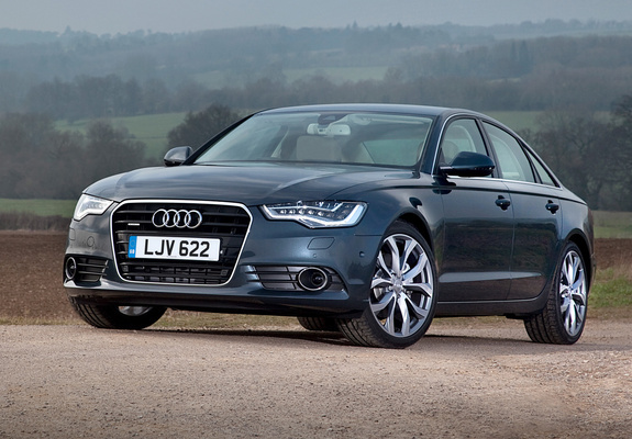audi a6 3 0 tdi sedan uk spec 4g c7 2011 photos. Black Bedroom Furniture Sets. Home Design Ideas