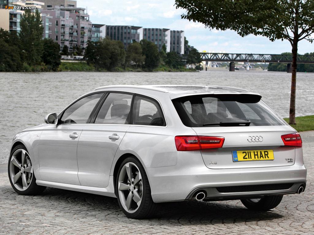 Audi A6 3 0t S Line Avant Uk Spec 4g C7 2011 Pictures