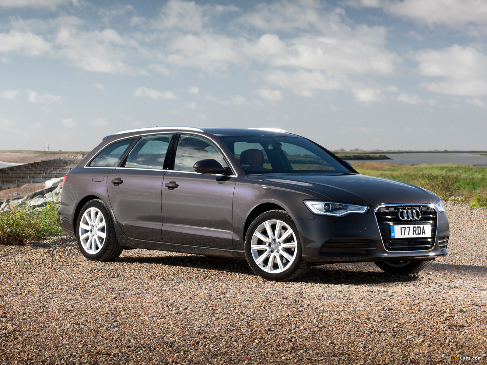 Audi A6 3 0 Tdi Avant Uk Spec 4g C7 2011 Wallpapers