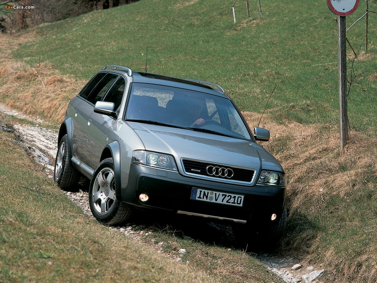 Images Of Audi Allroad 2 5 Tdi Quattro 4b C5 2000 06 1280x960