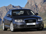 Images of Audi A6 3.0T quattro S-Line Sedan ZA-spec (4F,C6) 2008–11