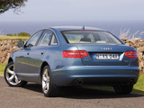 Images of Audi A6 3.0 TFSI quattro Sedan AU-spec (4F,C6) 2008–11