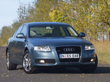 Photos of Audi A6 3.0 TFSI quattro Sedan AU-spec (4F,C6) 2008–11