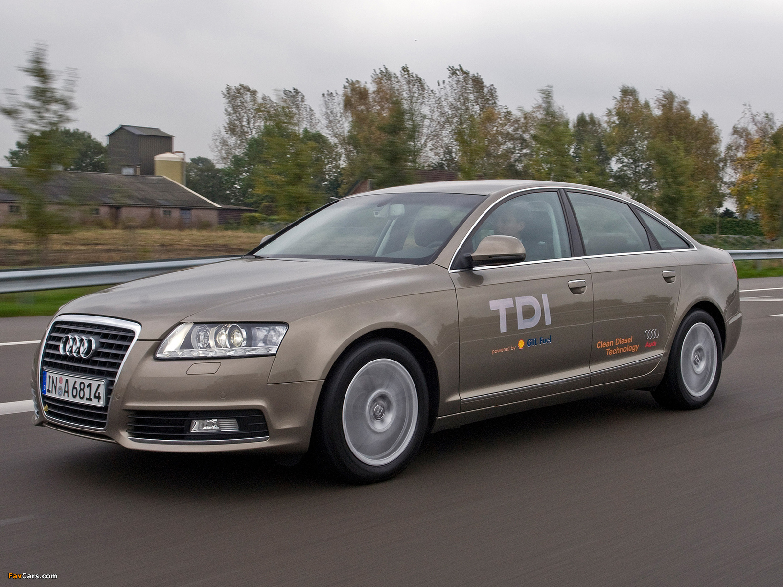 Photos Of Audi A6 2 0 Tdie Sedan 4f C6 2008 11 1600x1200