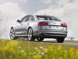 Pictures of Audi A6 2.0 TDI S-Line Sedan AU-spec (4G,C7) 2011