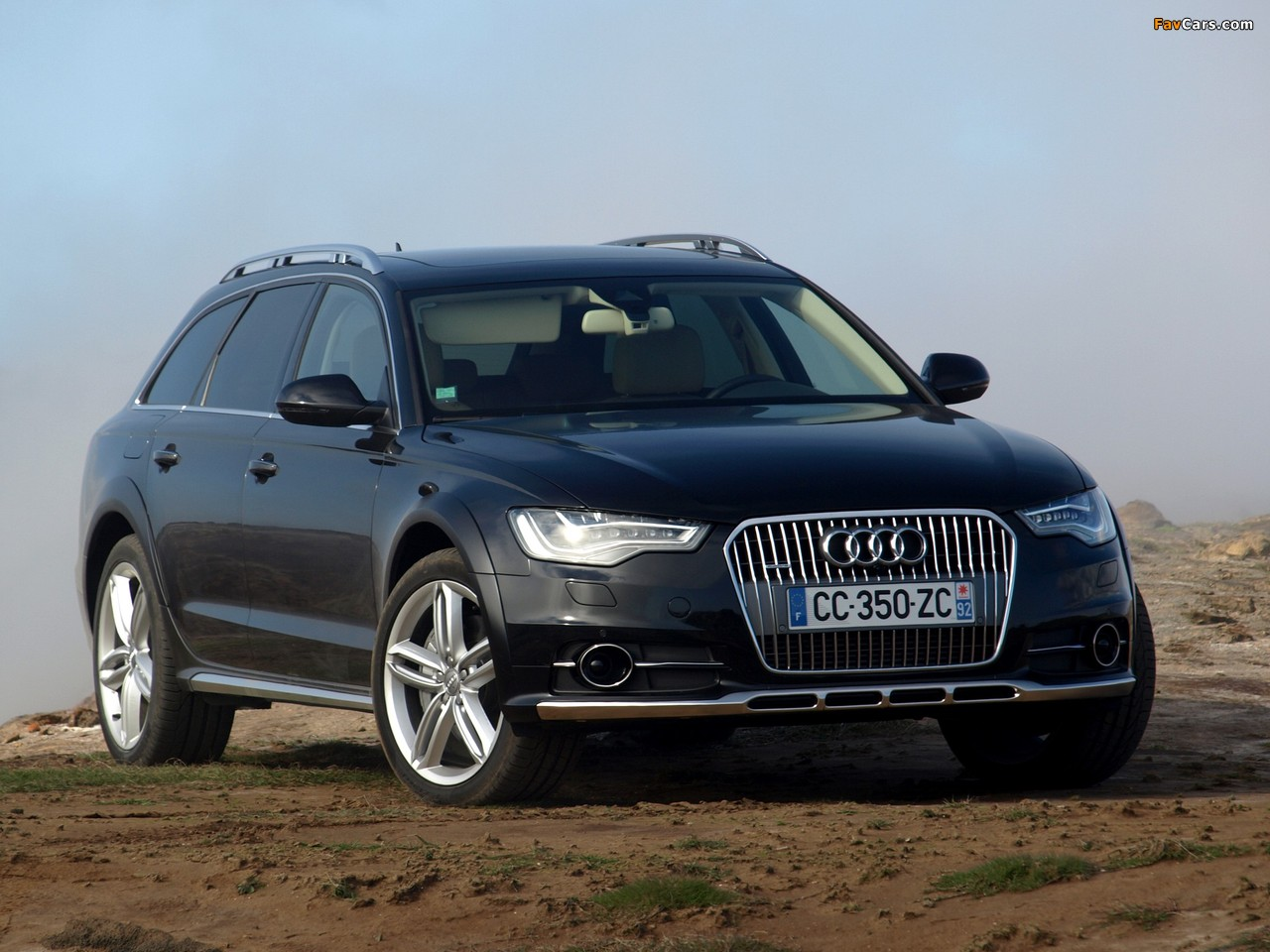 Audi a6 allroad 3 0 tdi quattro 4g c7 2012 wallpapers 1280x960