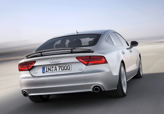 Download / Preview - Audi A7 Sportback 3.0 TDI quattro 2010 images