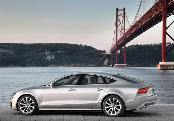 Download / Preview - Audi A7 Sportback 3.0 TDI quattro 2010 pictures