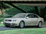 Audi A8 3.7 quattro (D3) 2003–05 photos