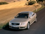 Audi A8 3.7 quattro (D3) 2003–05 wallpapers