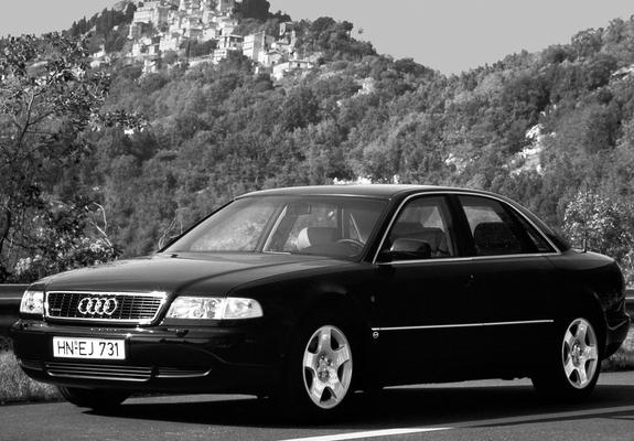 Images Of Audi A8 D2 1994 99 640x480
