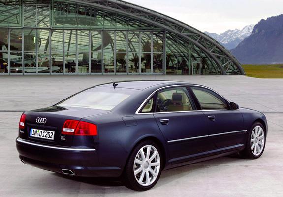 Photos Of Audi A8l 6 0 Quattro D3 2005 08 1024x768