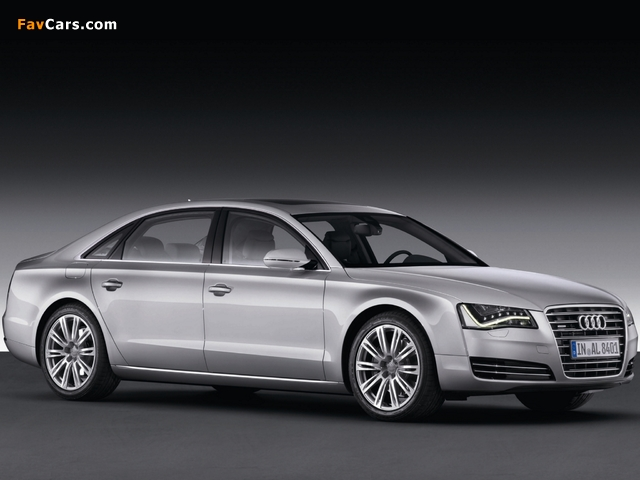 Photos Of Audi A8l Tfsi Quattro D4 2010 640x480