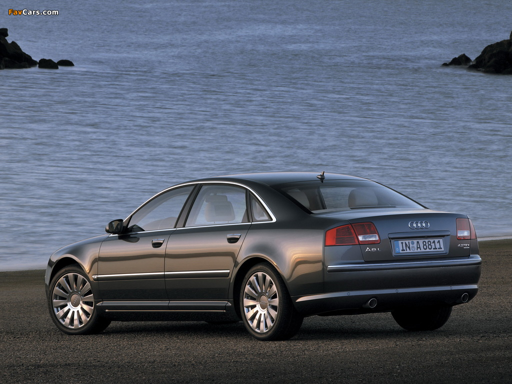 Pictures Of Audi A8l 4 2 Tdi Quattro D3 2008 10 1024x768