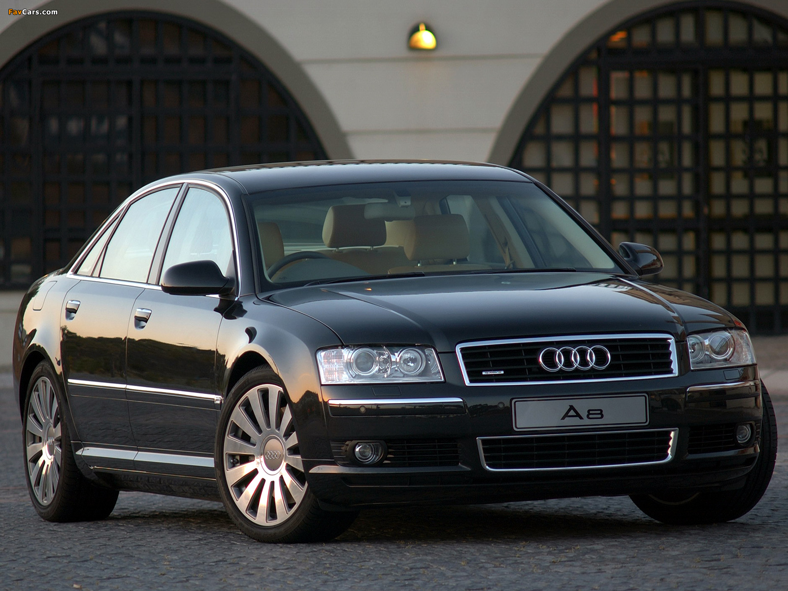 Wallpapers Of Audi A8 4 2 Quattro Za Spec D3 2003 05