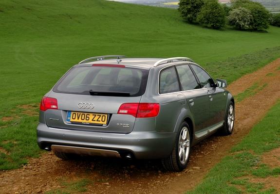 Audi A6 Allroad 2 7 Tdi Quattro Uk Spec 4f C6 2008 11
