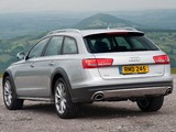 Audi A6 Allroad 3.0 TDI quattro UK-spec (4G,C7) 2012 photos