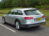 Audi A6 Allroad 3.0 TDI quattro UK-spec (4G,C7) 2012 wallpapers