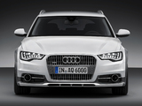 Images of Audi A6 Allroad 3.0 TDI quattro (4G,C7) 2012